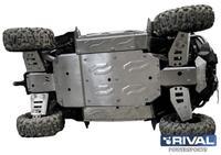 Защита днища для квадроцикла moto Z8 Z10 2013- 444.6829.1