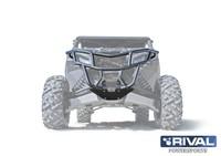Бампер передний квадроцикла BRP Can-Am Maverick X3 + комплект крепежа 444.7246.1