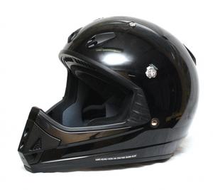 Шлем кроссовый СAN-AM XC-1 CROSS HELMET XS черный 4459600290 - НЕТ КОЗЫРЬКА Брак (нет козырька)