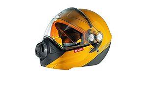 Шлем зимний Ski-Doo BV2S без подогрева желтый S