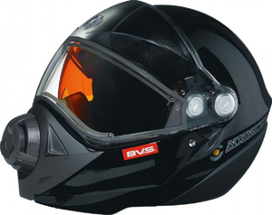 Шлем зимний Ski-Doo Bv2s черный матовый L 4474040990
