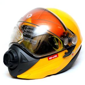 Шлем зимний Ski-Doo BV2S 3XL желтый 4474041610