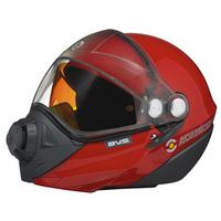 Шлем зимний Ski-doo BV2S без подогрева красный S 4474600410