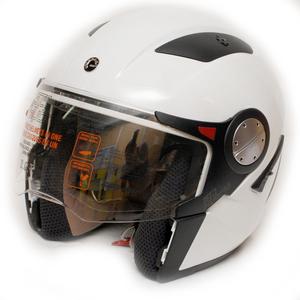Шлем открытый Can-Am ST-1 белый S L 4477340401 4477340901 M
