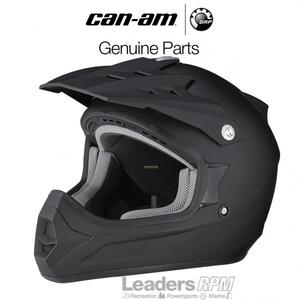 Шлем кроссовый Can-Am X-1 Cross Helmet черный матовый XL 4479421293