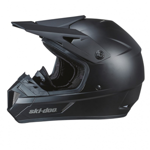 Шлем Ski-Doo XC-4 Cross Helmet (DOT)  XL  Black 4482501290
