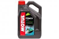 Масло в двигатель для гидроцикла Motul Power Jet 2T 4L 101239