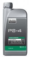 Масло моторное синтетическое 4Т (1L) для квадроциклов и снегоходов Polaris PS-4 502129 2876244 502484