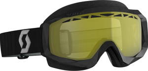 Очки снегоходные SCOTT HUSTLE X SnowCross Желтая Линза 51-2373