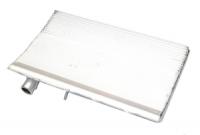 Радиатор (теплообменник) передний для снегохода Ski-Doo 518326485