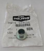 Втулка металлическая нижнего уха амортизатора оригинальная для Polaris 5336716