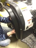 Расширители колесных арок для Stels 500H 700H ATV500 Hisun LEOPARD YL 650 600 LEOPARD YS 650 600 500