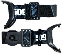 Крепление быстросъемное для очков 509 SINISTER X5 к шлему [509-SSTR-X5-BK]