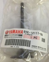 Клапан впускной для Yamaha Grizzly 550 700 Rhino Viking 700 5VK-12111-00-00