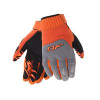 Перчатки CROSS Grey-Orange 600122