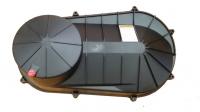Крышка вариатора внешняя оригинальная для квадроцикла Polaris 2634179