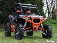 Бампер усиленный черный для Polaris RZR 1000 Super ATV FBG-P-RZR1K-02