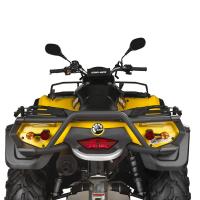 Задний бампер оригинальный для квадроциклов Can-Am Outlander G1 703500550