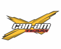Наклейка Can-Am X Team 704901484 (15х32)