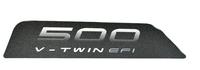 Наклейка мотора правая квадроцикла BRP 500 704903040