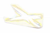 Наклейка крыла левая квадроцикла Can-Am Outlander 650 800 1000 XMR 704903062