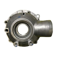 Крышка редуктора для квадроцикла BRP 705400761