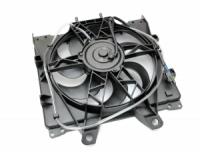 Вентилятор радиатора оригинальный  для BRP   Can-Am Outlander   Renegade 709200317   709200488   709200563