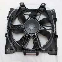 Вентилятор охлаждения радиатора BRP Can Am (2016) 709200564 709200462 709200309