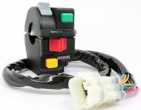 Пульт управления левый Can Am BRP G1 710000791