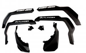 Расширители арок для квадроцикла BRP Outlander 500 650 800 1000 G2   715001764