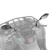 Зеркала заднего вида (комплект) для Can-Am Outlander Renegade 715005366