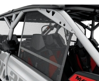 Передние боковые сетки на окна квадроцикла BRP Can-Am Maverick X3 715006693