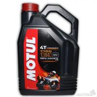 Моторное масло Motul 7100 10W40 4 литра 104092