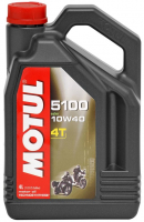 Моторное масло Motul 5100 10W40 4 литра 104068