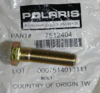 Болт крепления катка (ролика) снегохода Polaris 550 500 Widetrak LX Trail Touring Scrambler 5007512404