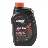 Масло моторное полусинтетическое 4T XPS 5W40 779133
