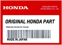 Защитный экран глушителя для квадроцикла Honda 81320-HN8-000ZA