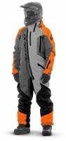 Комбинезон (моносьют) для снегохода Dragonfly Extreme 2020 Orange-Grey 820200-20-996