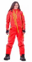 Комбинезон (моносьют) для снегохода Dragonfly Extreme 2020 Woman Red-Fluo 820250-20-225