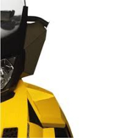 Дефлекторы стекол Ski-Doo RevXU RevXR под стекла 517304268 860200226 860200227