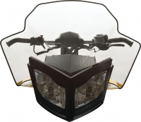 Ветровое стекло Снегохода BRP Ski doo LYNX  860200453