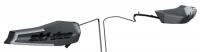 Светодиодные габариты для защиты рук снегохода BRP Ski Doo 860200981