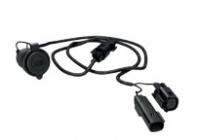 Комплект питания с разъемами USB для снегохода BRP REV Gen4 860201261