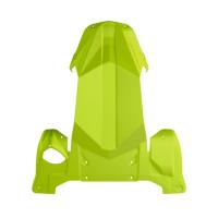 Защита днища снегохода BRP Ski Doo G4 (зеленая) 860201618