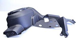 Пластик подрамника (правый) снегохода Yamaha RS Venture VK Pro RS Viking Professional Vector Rage RX-1 8FA-2196E-00-00 8FA-2196E-01-00