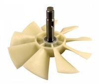 Вентилятор двигателя снегохода Yamaha Vk 540 Viking 8H8-12611-01-00