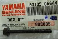 Болт ролика вариатора снегохода Yamaha Apex FX Nitro SR Viper VK 540 III V VK Professional 2 Venture 90105-05644-00