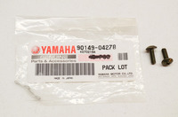 Винт крепления квадроцикла Yamaha Grizzly 700 550 450 Raptor 700 Kodiak 700 90149-04278-00
