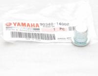 Пробка слива масла для квадроцикла Yamaha 90340-14046-00 90340-14002-00
