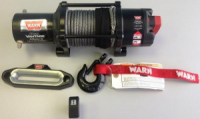 Лебедка WARN PROVANTAGE 4500S (синтетический трос) 90451